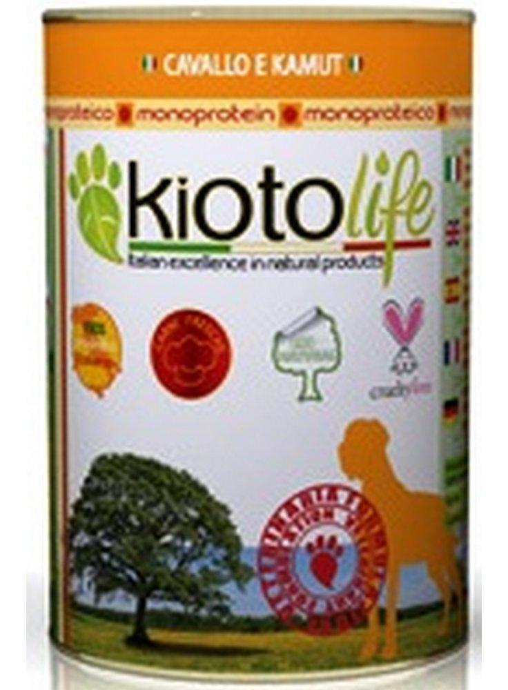 Kioto Life patè cane monoproteico gr 400