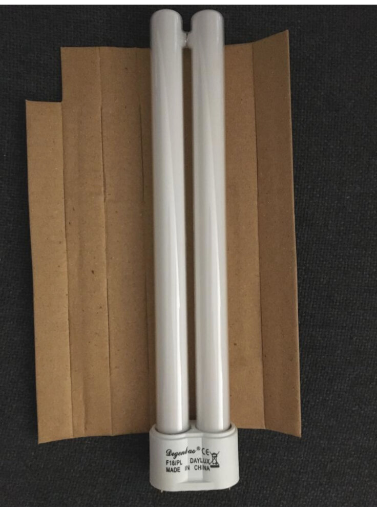 Aquarialand Lampada PL 18 W Daylux 7500k