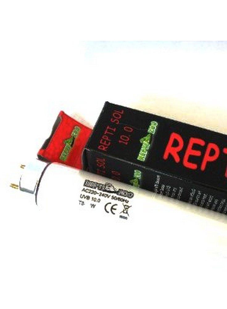 Lampada Raggi UV a-b per rettili reptizoo 10.0 T8