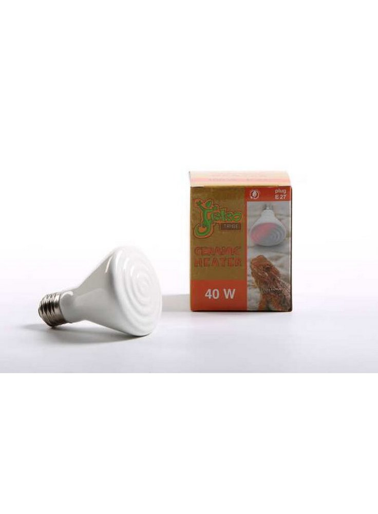 GekoTribe Lampada in Ceramica riscaldante