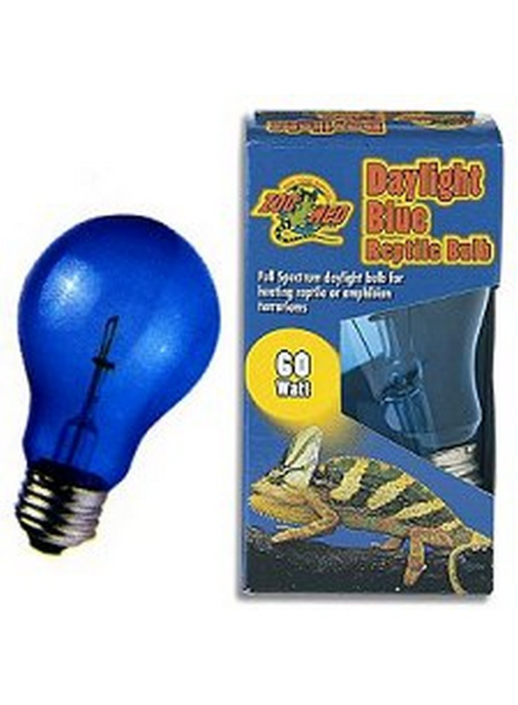 Zoomed lampada riscaldante blu 100w