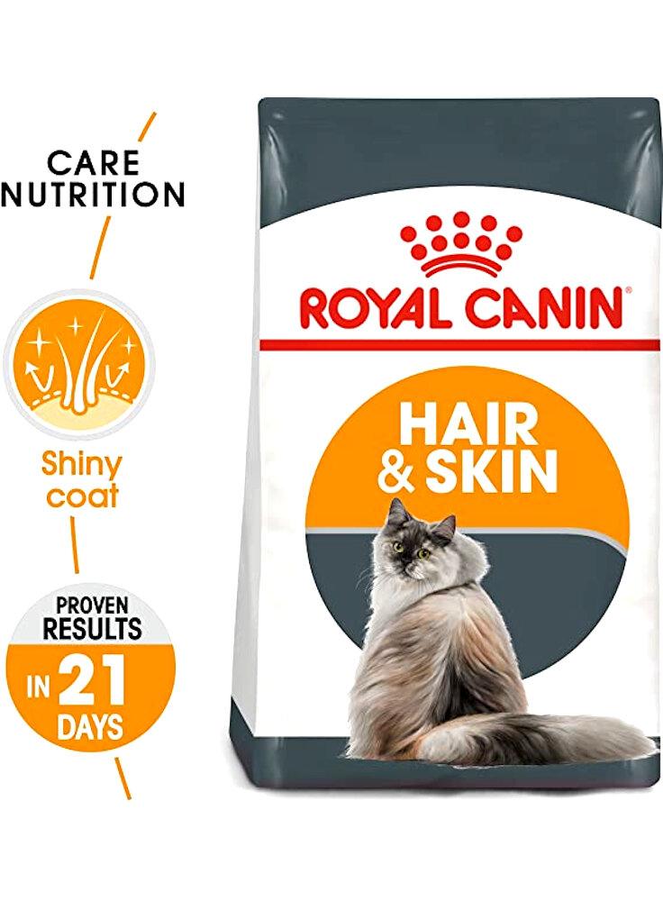 Hair & Skin gatto Royal canin