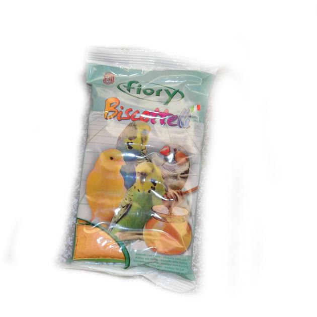 Fiory Biscotelli per canarini gusto miele 35gr