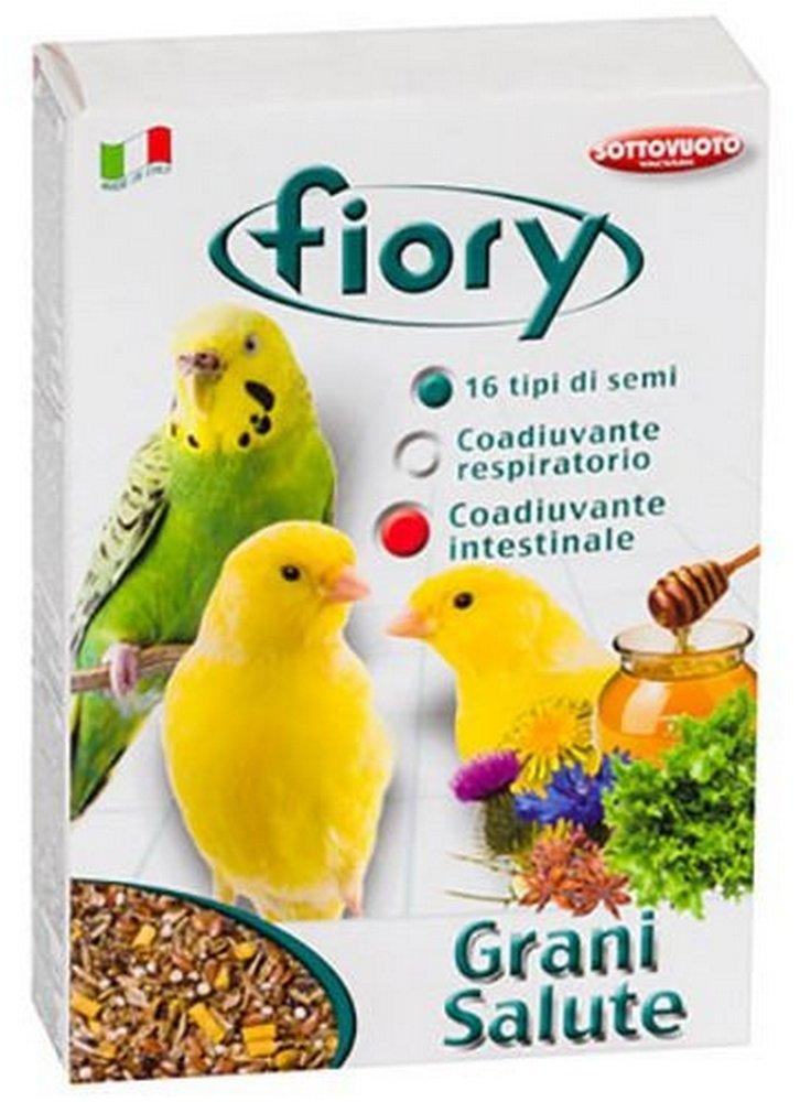 Fiory mangime completo per uccelli granivori Grani Salute 300 Gr