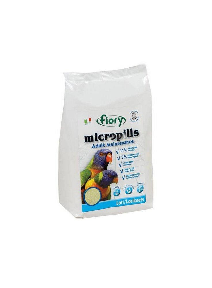 Fiory mangime er lorichettti 800 gr