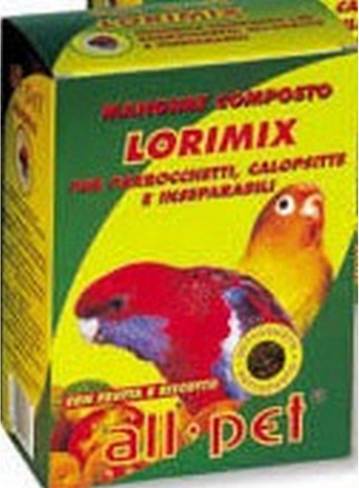 Lorimix parrocchetti gr 500