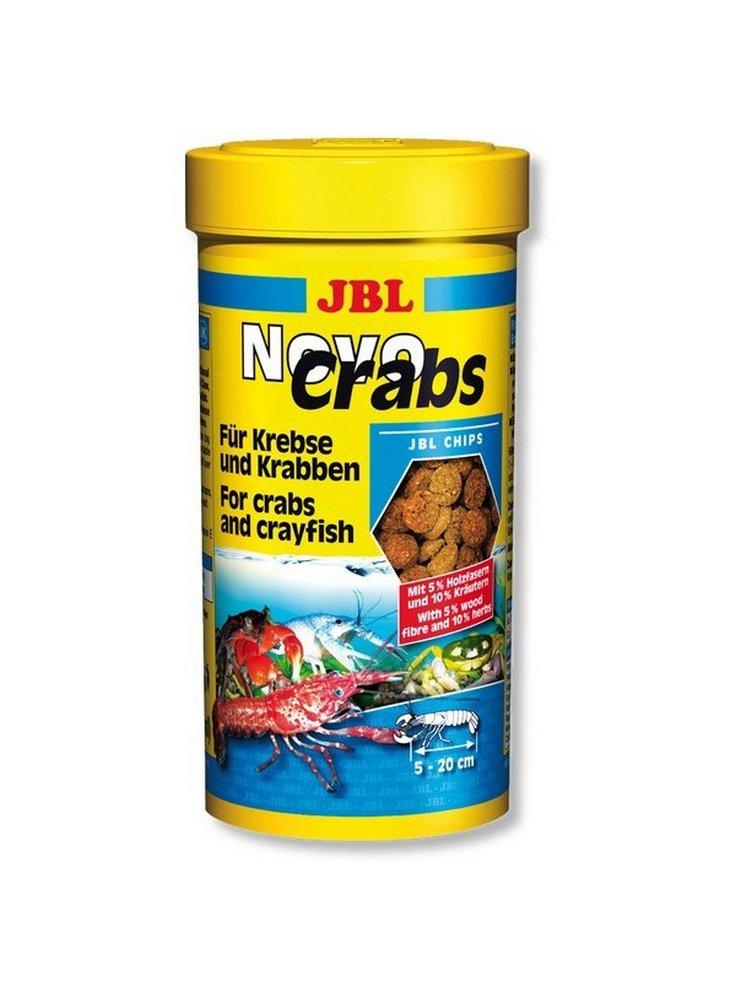 Jbl novo crabs 100ml cibo granchi e gamberi