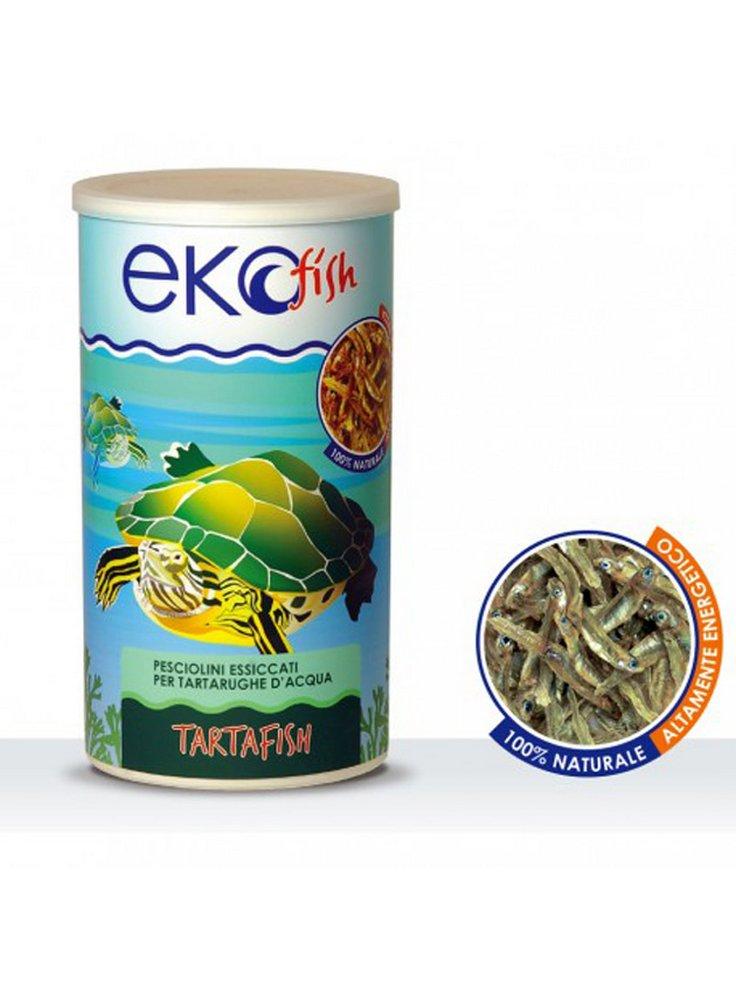 Ekofish mangime per tartarughe acquatiche Tartafish 1000 ml