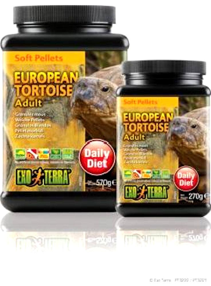 Mangime per tartarughe di terra European Tortoise  Exoterra