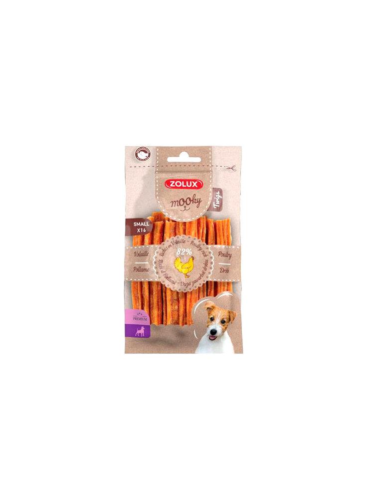 Mooky stick premium pollo 100gr