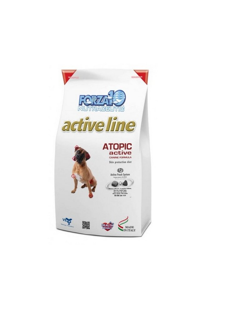 Forza 10 cane anatopic active 4 Kg