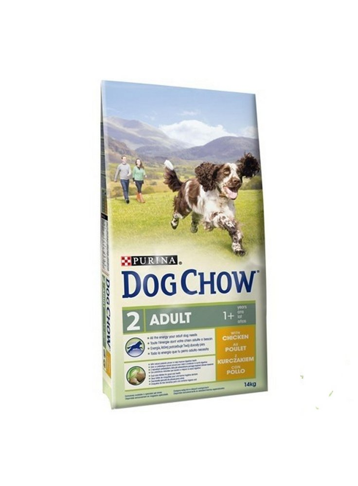 Purina Tonus Cane Chow Complet (Complet) 3 e 14 kg