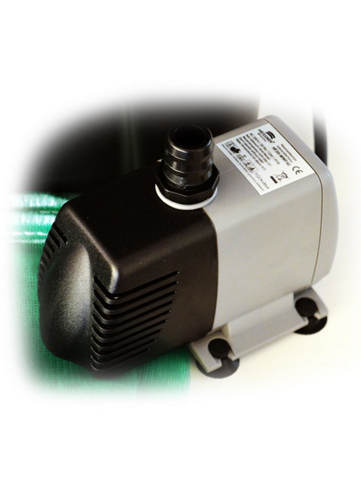Heissner filtro esterno per laghetto con lampada uv 4950 for Filtri da laghetto