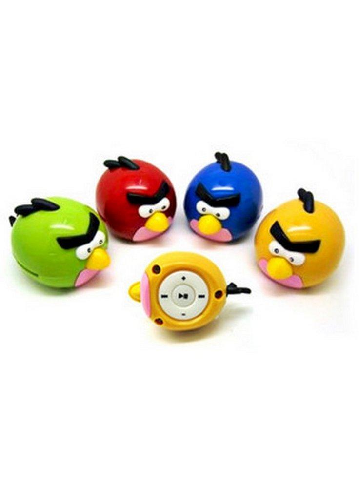 MP3 ungry bird player con cuffie e cavo ricarica omaggio con 200€ di spesa