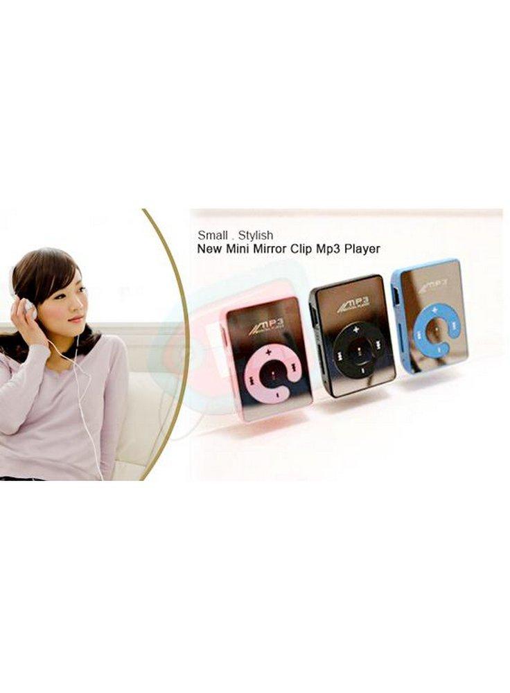 MP3 Mini player con cuffie e cavo ricarica omaggio con 150 €. di spesa