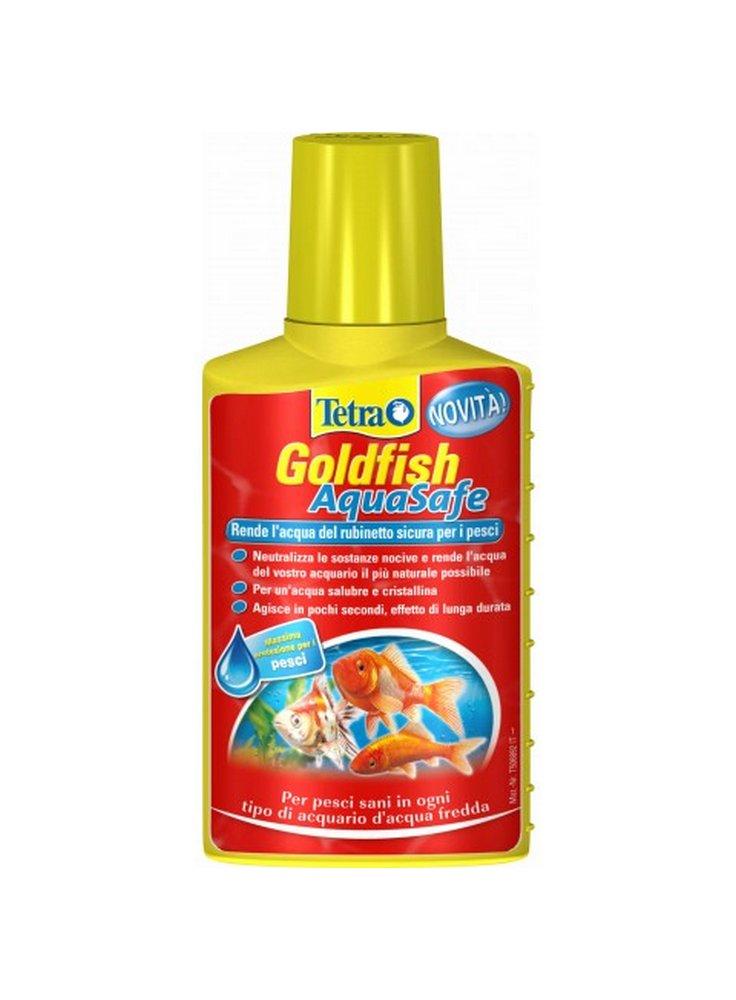 Tetra goldfish aquasafe - omaggio con 50 euro di spesa