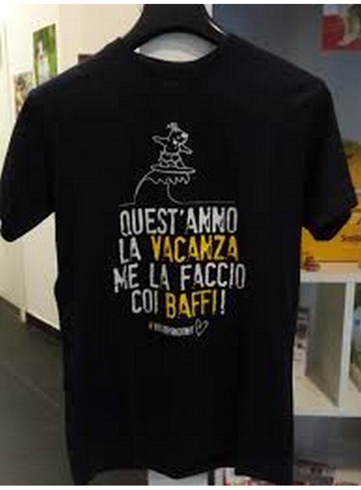 Maglietta omaggio con 50 euro di spesa