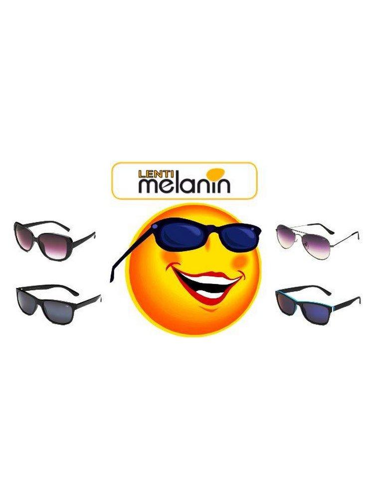 Occhiali da sole unisex lenti melanin omaggio con 200 euro di spesa