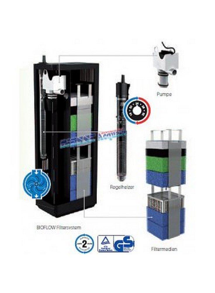 kit ricambi completo per bioflow 6 rio 300 400