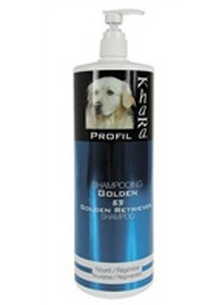 Shampoo professionale khara Golden per cani a pelo lungo 1 litro