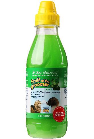 SHAMPOO LINEA FRUIT MENTA TONIFICANTE RINFRESCANTE 500 ml