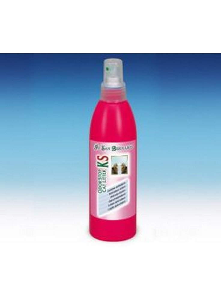 Ks odor stop per lettiere 250ml