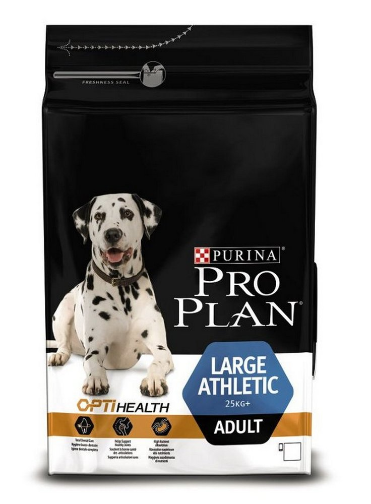 Purina Pro Plan Adult Large Athletic OptiHealth Pollo 3 e 14 kg