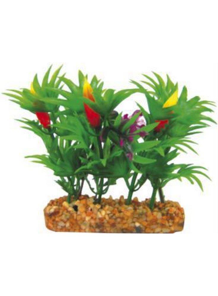 Pianta decorativa per acquario con base phytos 37 cm 9
