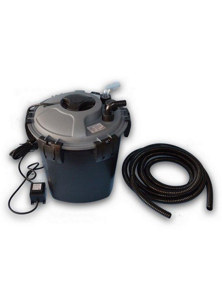 Filtro a pressione per laghetti da esterno petingros for Prodotti per laghetti