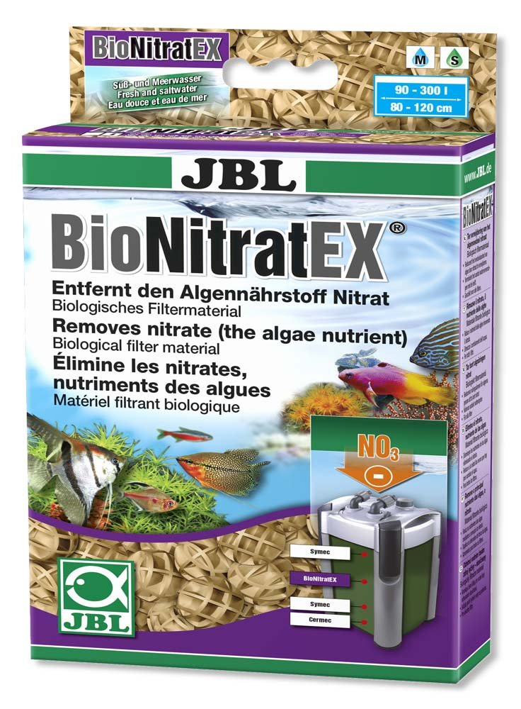 JBL BioNitrat EX 240 g - elimina biologicamente nitrati