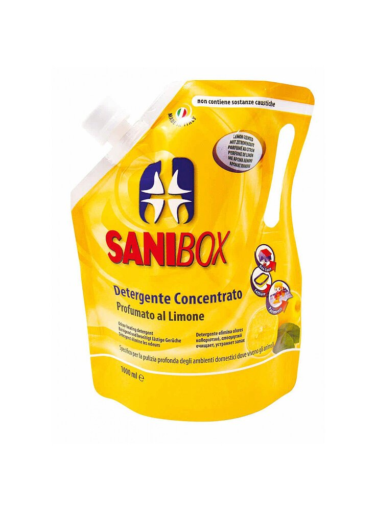 sanibox-limone-1lt