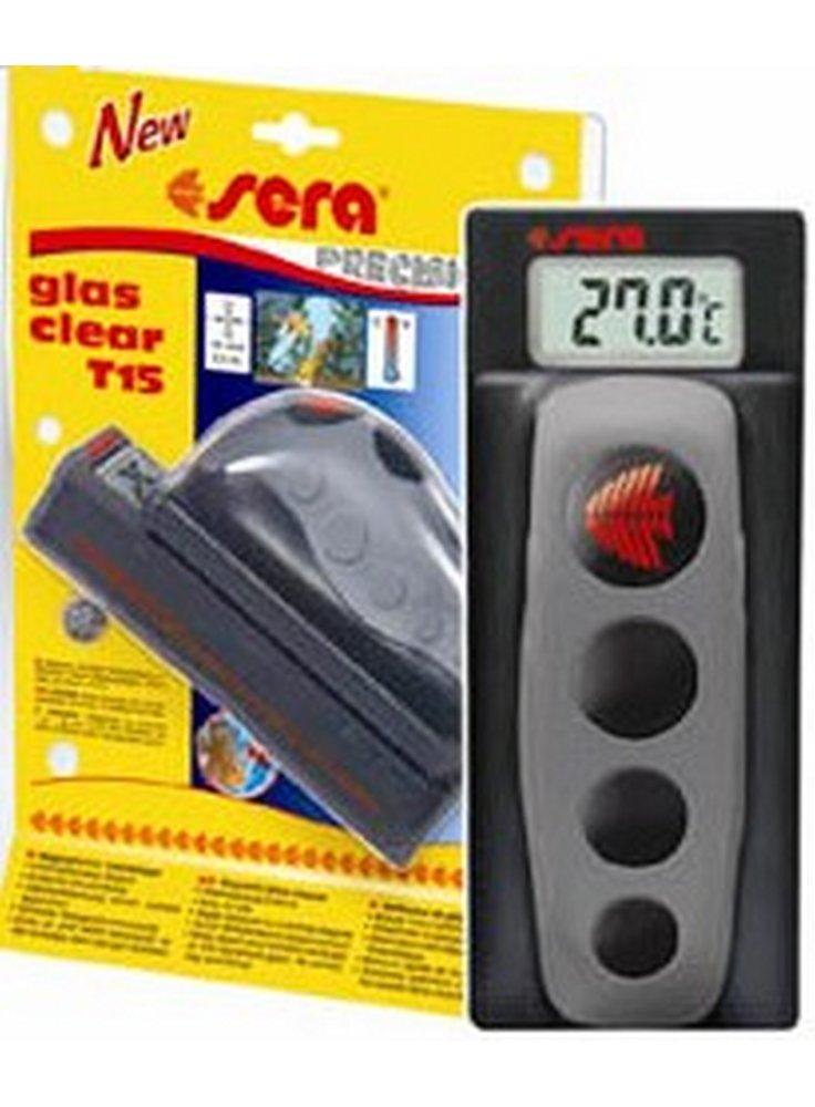 Calamita Sera Glas Clear T 12 c/termometro