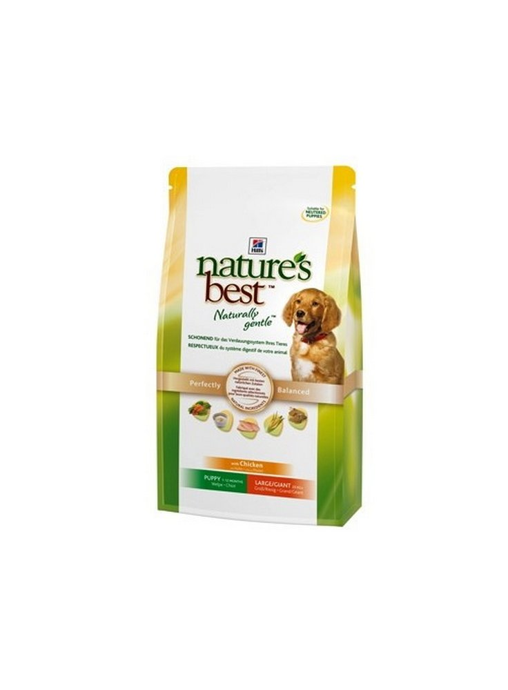hill's nature's best puppy large breed 12 kg