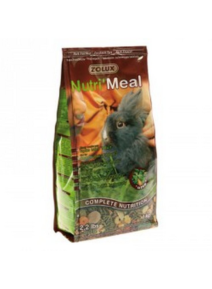 Nutri' meal rabbits adult kg 1