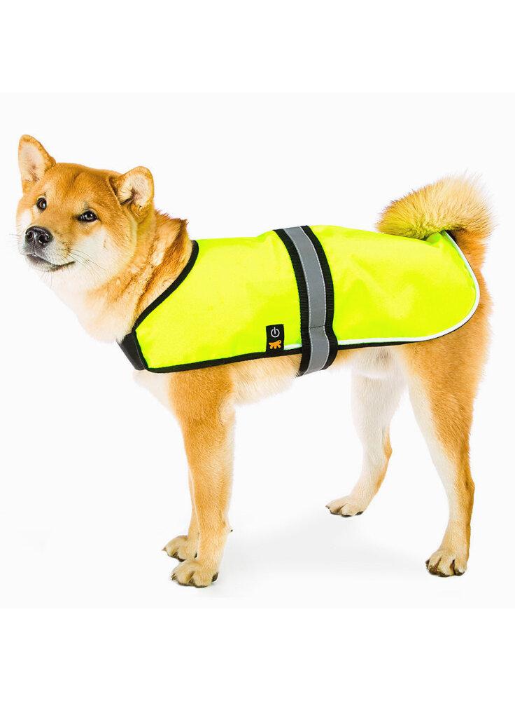Ferplast cappottino per cani a Led Radius