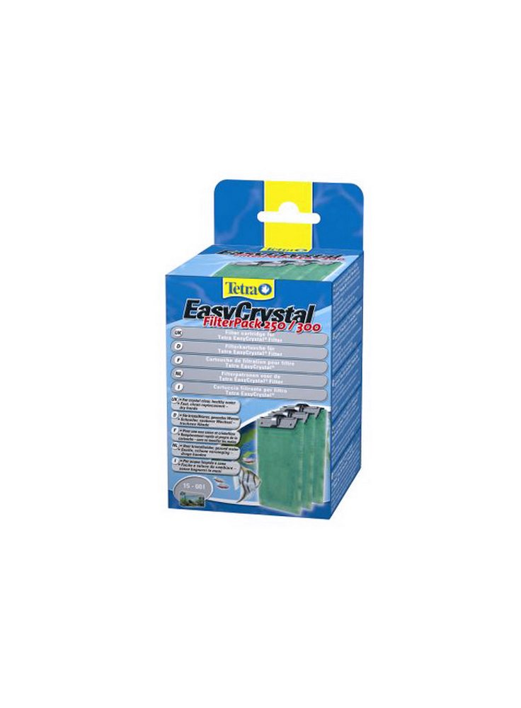 Ricambio filterpack 250/300 3 pz easycrystal