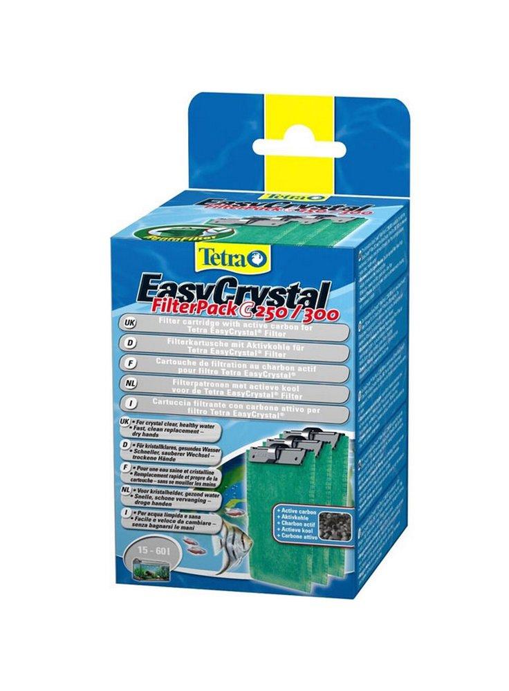 Ricambio filterpack C 250/300 spugna+carboni 3 pz easycrystal