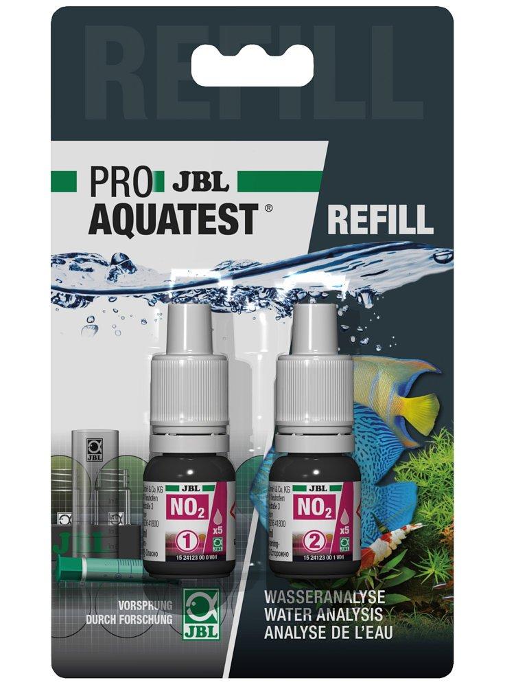 JBL REFIL ricambio ricarica reagenti test NO2 Nitriti