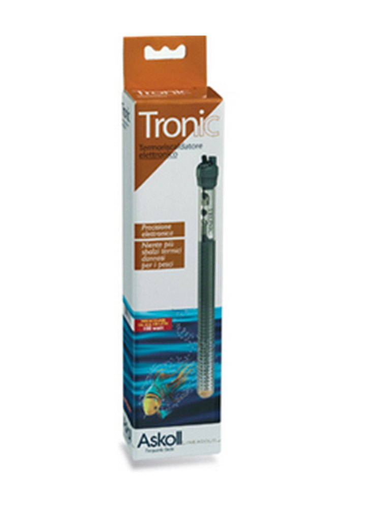 Riscaldatore askoll tronic per acquari marini askoll for Acquari marini offerte