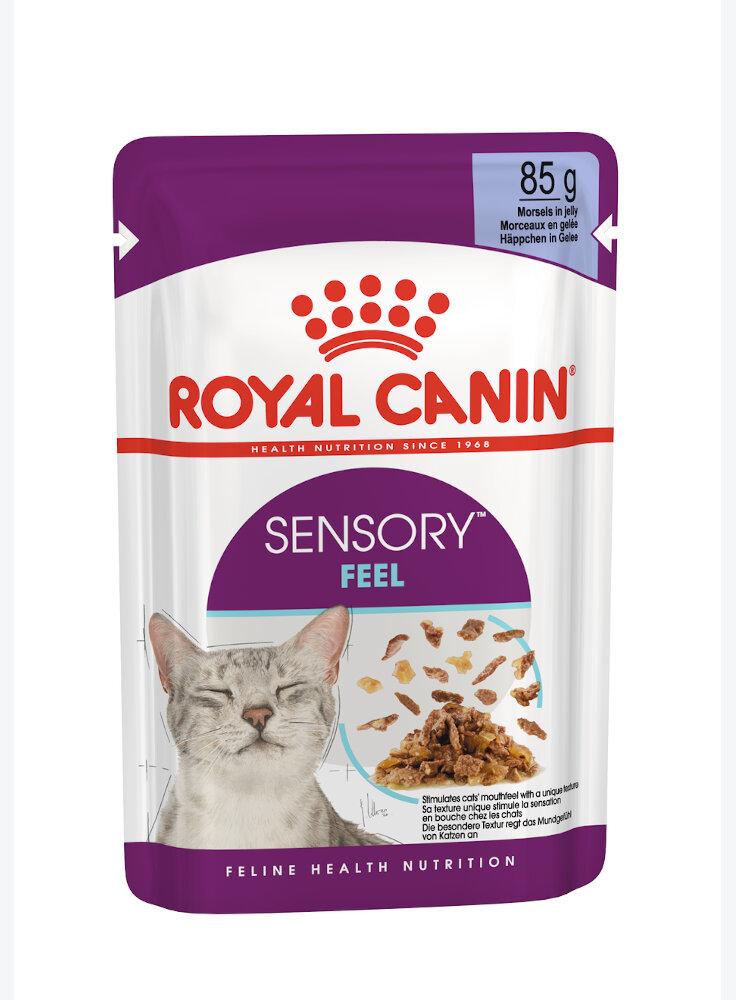 Royal Canin gatto SENSORY FEEL 12X85G