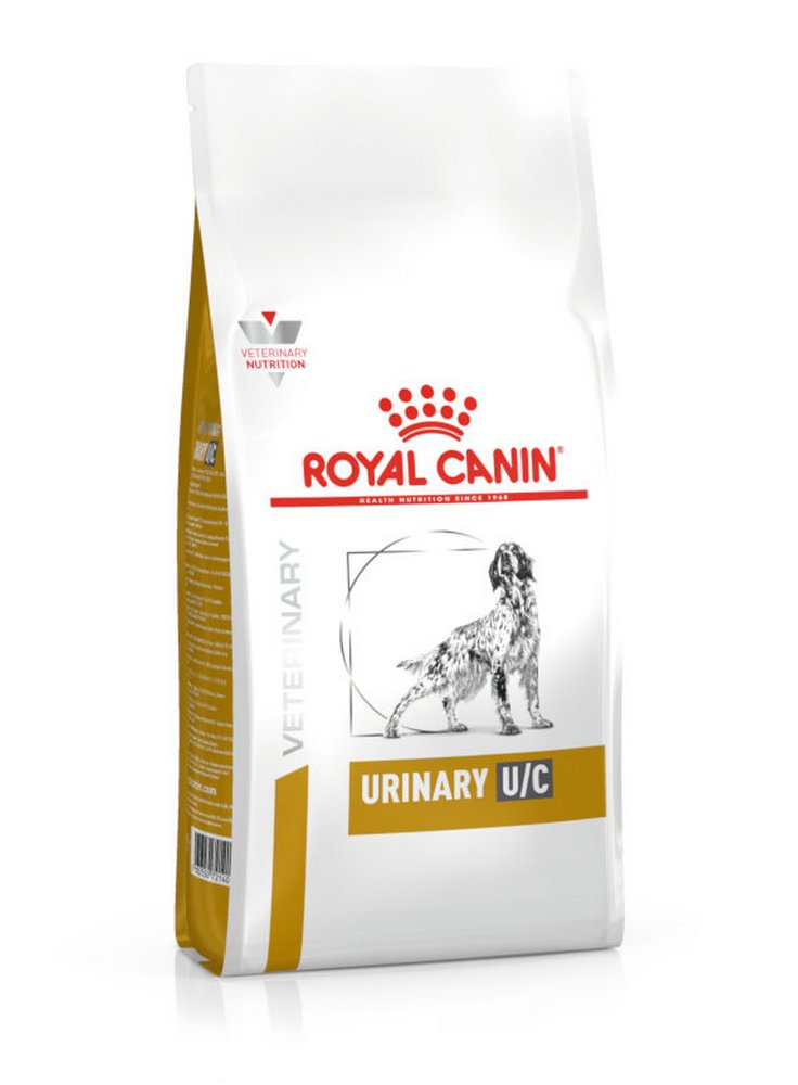 Urinary U/C Low Purine cane Royal Canin