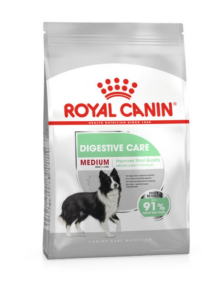 Medium Digestive Care cane Royal Canin 10 kg