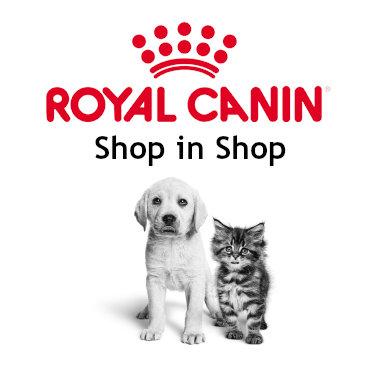petingros shop in shop royal canin