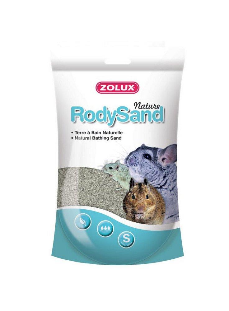 Sabbia da bagno per cincillà e piccoli roditori zolux