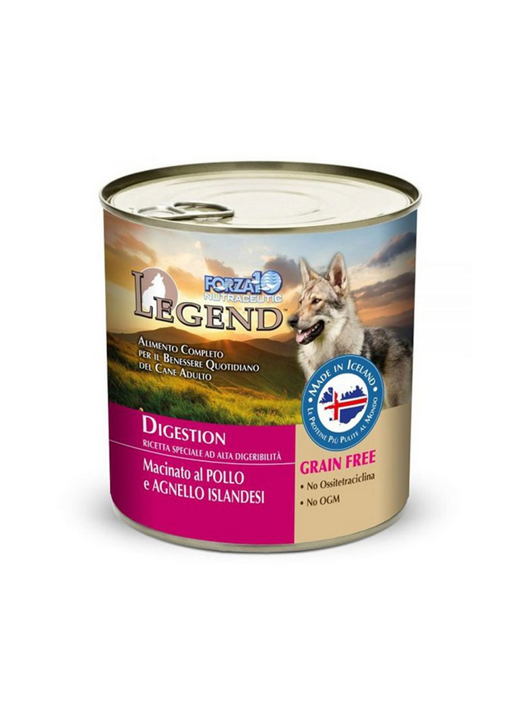 Forza 10 legend Digestion umido cane 312 gr
