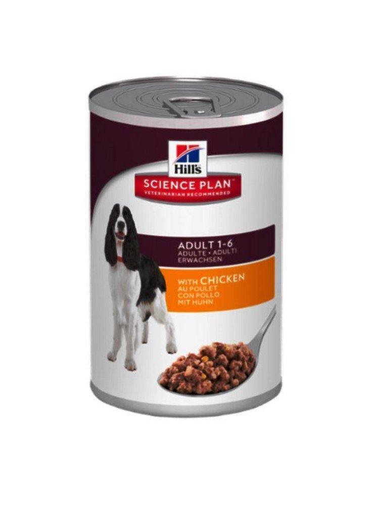 Hill's Canine Adult Pollo 370gr