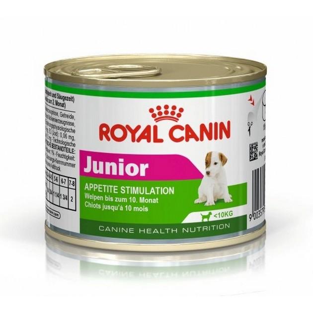 Mini Junior cane Royal Canin 195 gr
