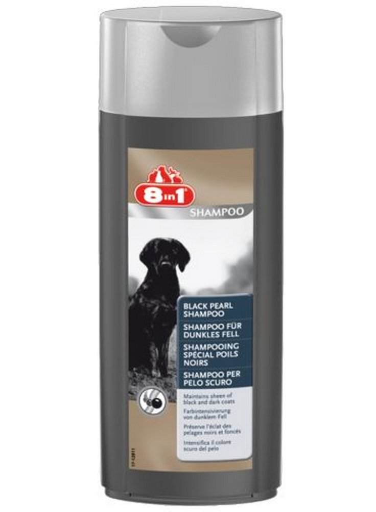 Shampoo 8in1 per Pelo Scuro (250ml)
