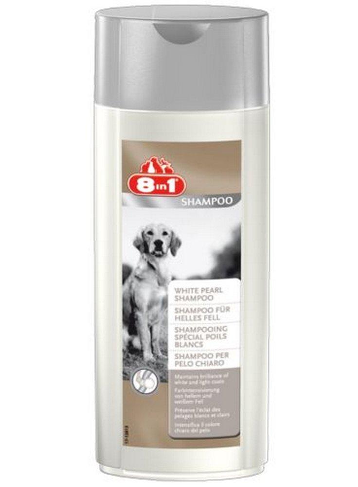 Shampoo 8in1 per Pelo Chiaro (250ml)