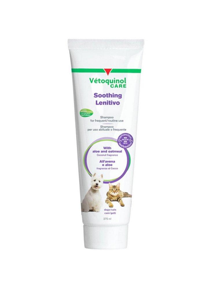Vètoquinol Care shampoo per uso frequente lenitivo all'avena e aloe 275ml